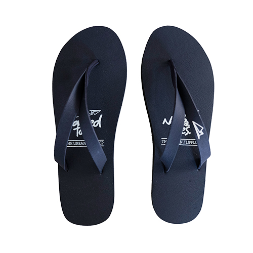 NakedToes flipflops navy blauw woman